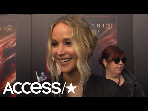 Jennifer Lawrence Admits She's 'Very Excited' To Marry Cooke Maroney: 'He's Really Hot' | Access