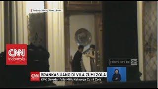 Brankas Uang di Vila Zumi Zola Berapa Isinya Zumi Zola Diperiksa KPK