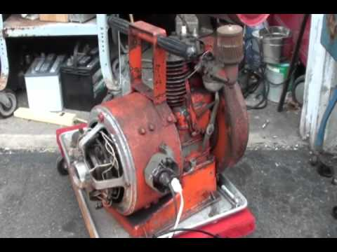Kohler electric plant old kohler generator pt 2 youtube - Is it bad to run a generator out of gas ...