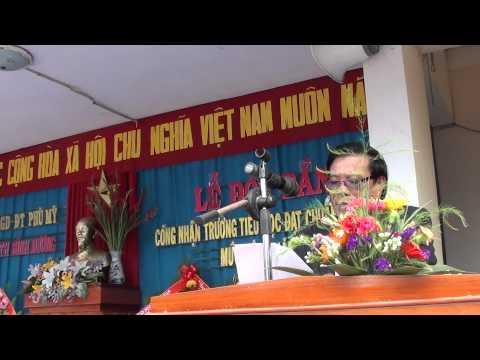 Huỳnh Khánh Dũng - Trường chuẩn Quốc gia