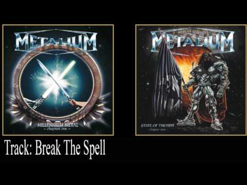 METALIUM - Millennium Metal / State Of Triumph Full Album