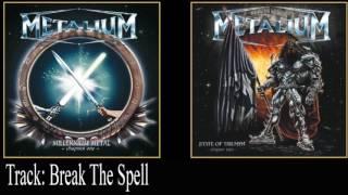 METALIUM - Millennium Metal / State Of Triumph Full Album