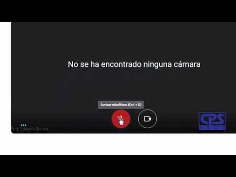 """34° Clase de Informática -""""Google Meet y su configuración"""""""