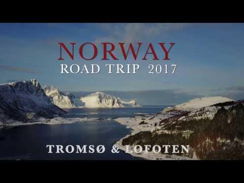 Norway - Tromso & Lofoten Island Road Trip 2017 (4K)