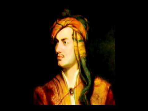 Lord Byron Radio Documentary