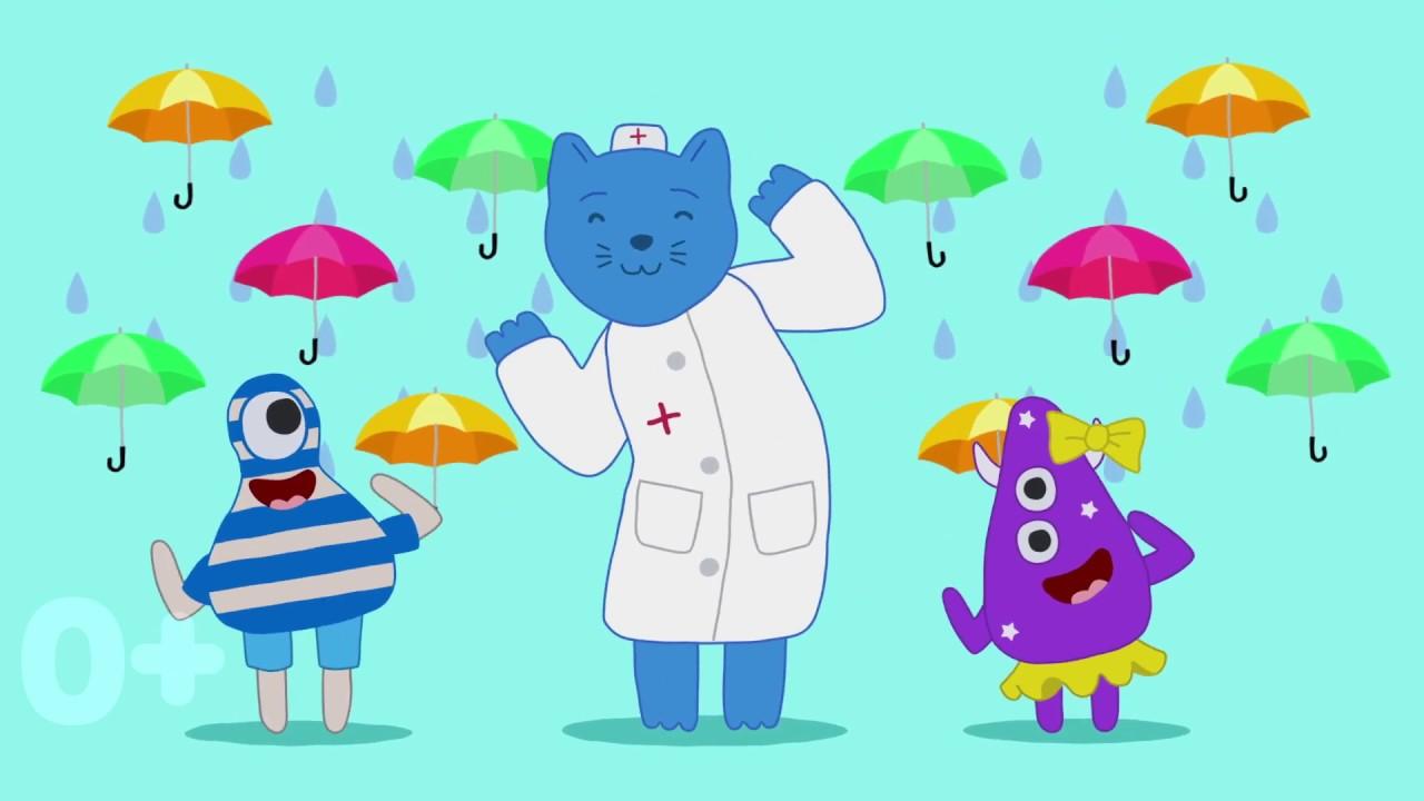 Космический Доктор Кот | Трейлер | Мультики для детей