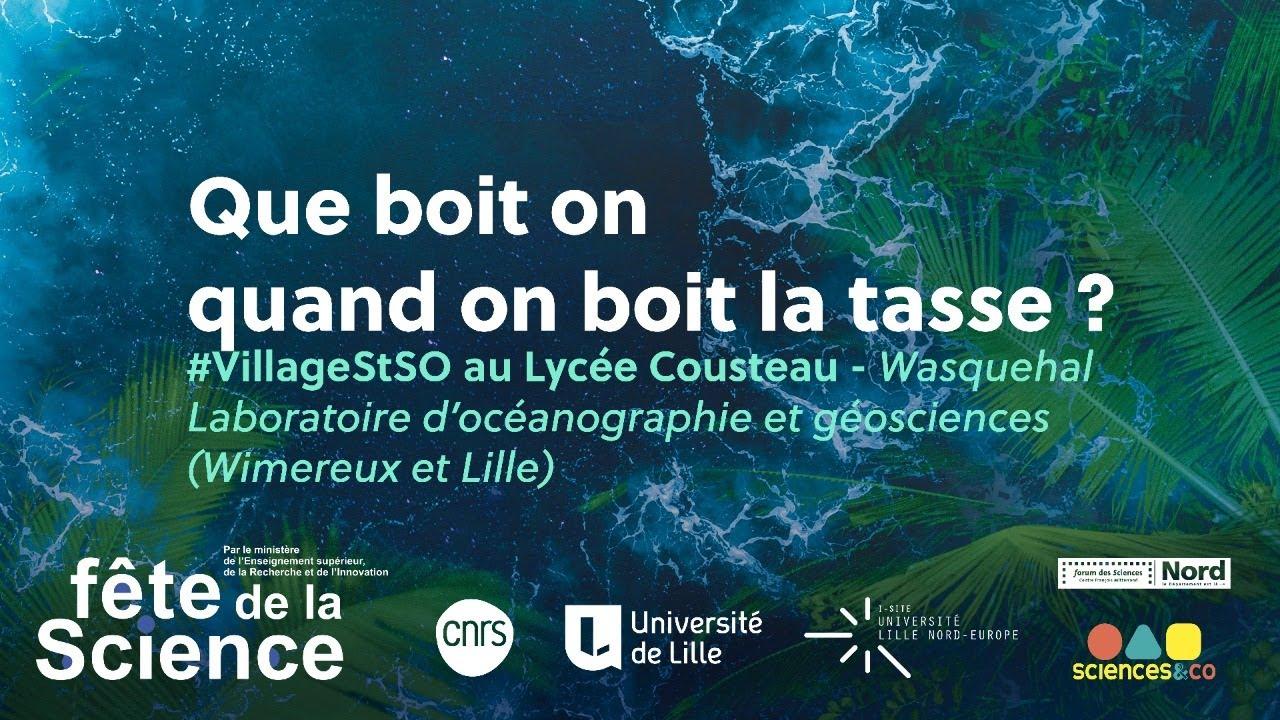 Youtube Video: #VillageSTSO - Fête de la science 2020 - 7 Octobre