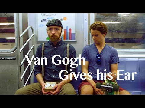 Van Gogh Gives His Ear
