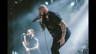 August Burns Red - The Truth Of A Liar (concert live metal 2017 Warsaw)