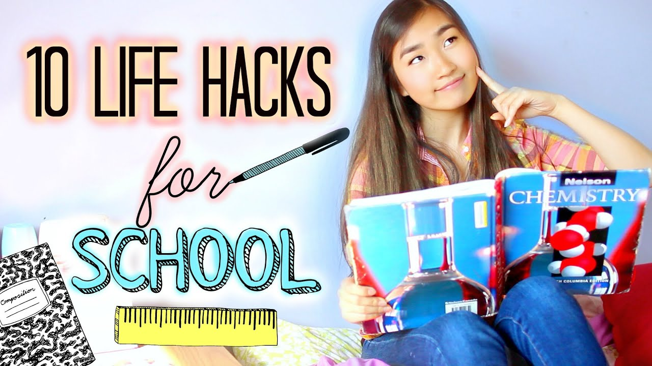 Stay Organized after School ✐ Tips and Life Hacks