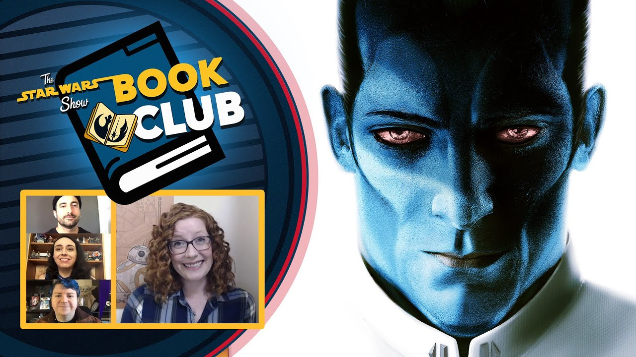 Star Wars: Thrawn | The Star Wars Show Book Club