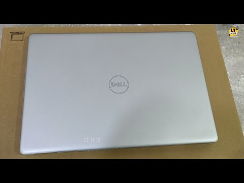 Dell Inspiron 3501 Laptop Unboxing & First Look | Core i3-i5-11th Gen Silver with SSD | LT HUB