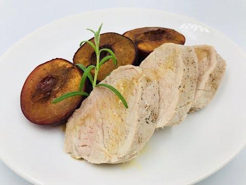 Блюдо из свинины | Как вкусно приготовить мясо | Диетический ужин