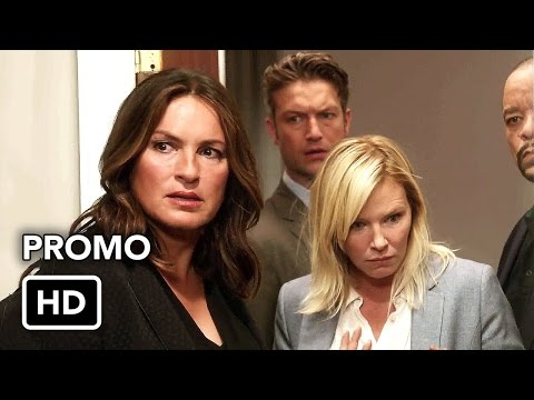 "Law and Order SVU Season 18 ""High Priority"" Promo (HD)"