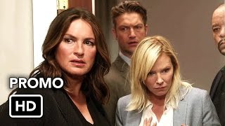 "Law and Order SVU Season 18 ""High Priority"" Promo (HD)"