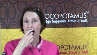 Oopsy-daisy: Coconut Salted Caramel Truffles By Cocopotamus