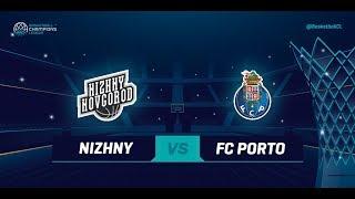 Nizhny Novgorod v FC Porto - Full Game - Basketball Champions League 2018-19