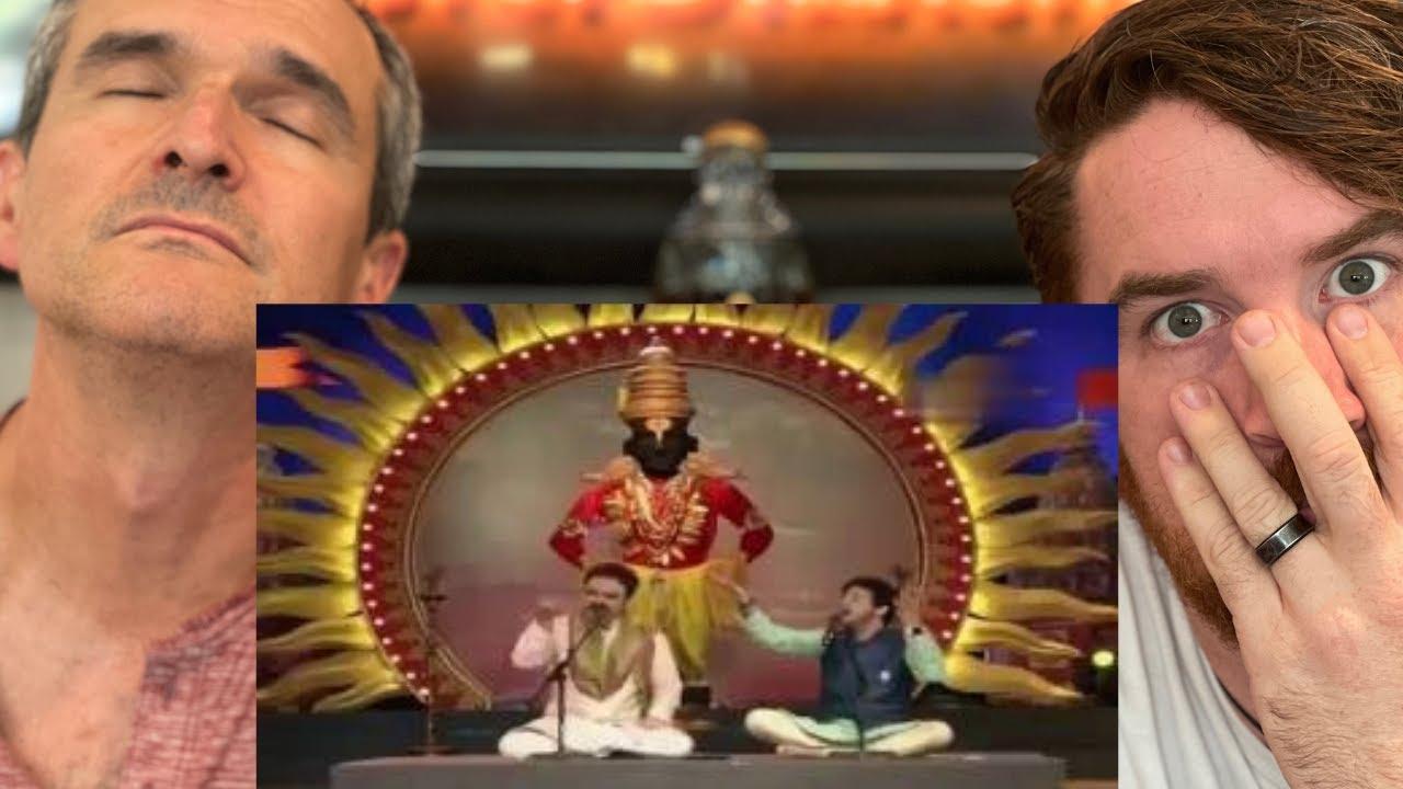 Kanada Raja Pandharicha AMAZING!   Mahesh Kale   Rahul Deshpande   REACTION!!