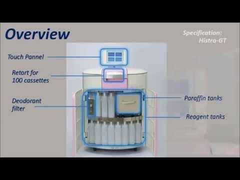 JOKOH Company Profile & Tissue Processor Histra-GT, Histra-QS And Histra-DC