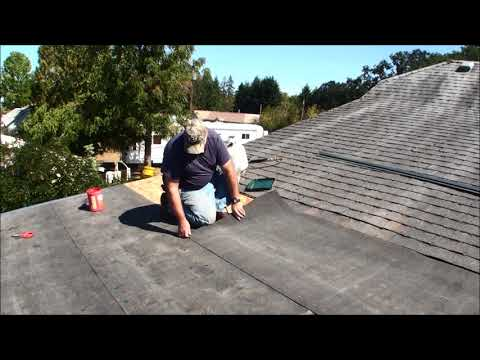 Part 1, Washington Room Heat Down Roof