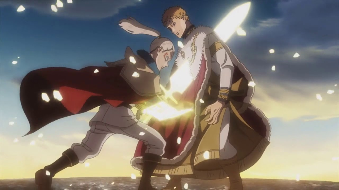 Muerte De Julius Nova Chrono Black Clover Cap 93 Youtube He is a very driven man and someone who puts a great deal of effort into defending the citizens of. muerte de julius nova chrono black