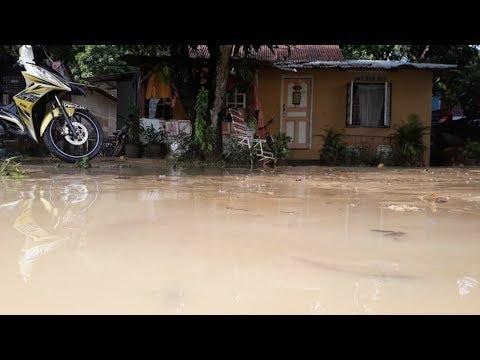 Pulau Pinang dilanda banjir kilat