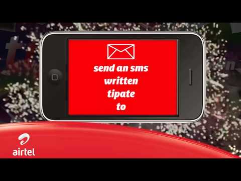 airtel Tipate Promotion in Malawi - Grand Finale