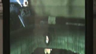 Stuck in the toilet glitch- Spongebob Squarepants the movie game glitch
