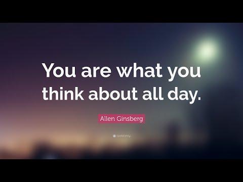 TOP 20 Allen Ginsberg Quotes