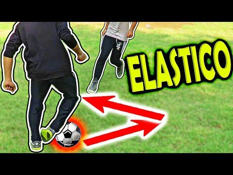 How to do Ronaldo ★ messi ★ Neymar skill elastico tutorial (Hindi)