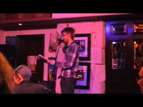 Billy Watson.TV - Blind Poetics -  11/11/13 - Open Micer 2