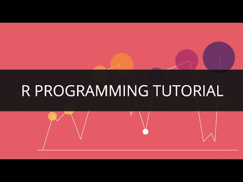 R Programming Tutorial for Beginners - 1 | R Language Tutorial - 1 | R Studio | Edureka