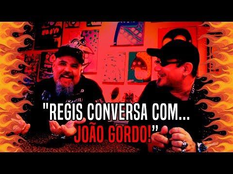 Regis Conversa com João Gordo