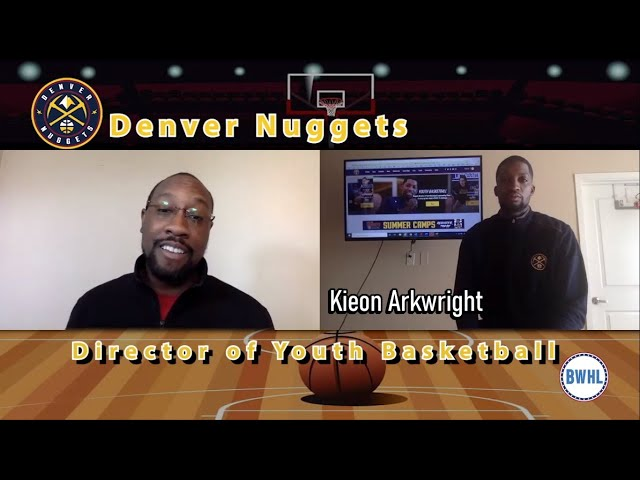 Arkwright leaving mark with Denver Nuggets