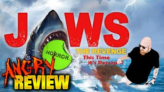 Jaws: The Revenge (1987) - Horror Movie Review