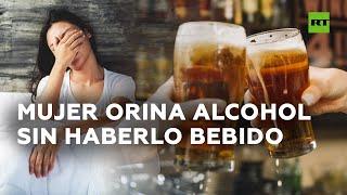 Orina alcohol sin beber debido a un raro proceso de fermentación en su vejiga