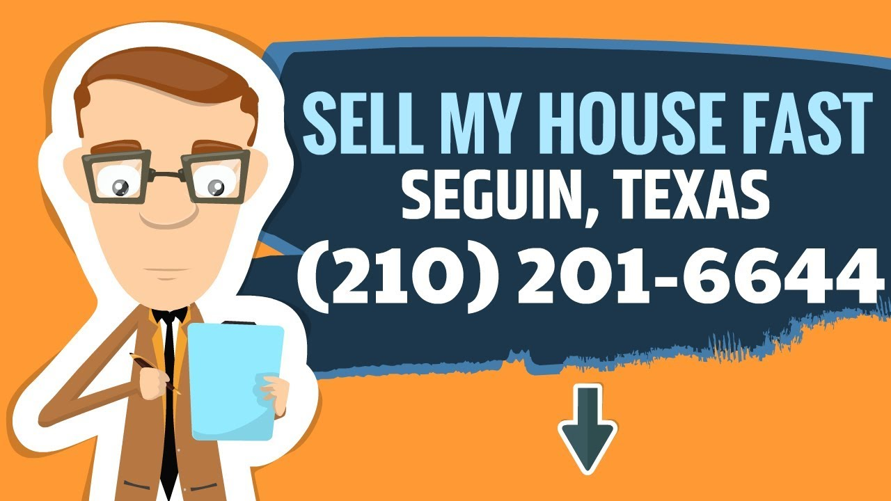 Sell My House Fast Seguin Texas | (210) 201-6644