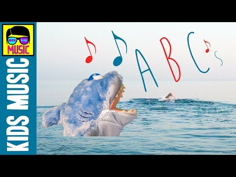 ABC Shark Song for Kids | Original ABC Song for Kindergarten | ABCD Music