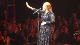 """Adele Performing """"Sweetest Devotion"""" Live in HD at Staples Center on 12 August"""