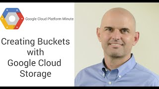 How to Create a Bucket with the Google Cloud Storage Browser