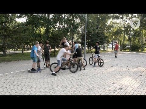 У райдеров скоро может появиться скейт-парк