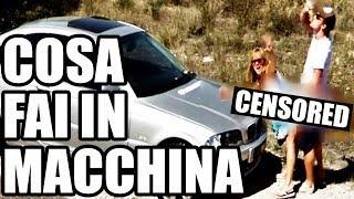 COSA FAI IN MACCHINA - iPantellas thumbnail