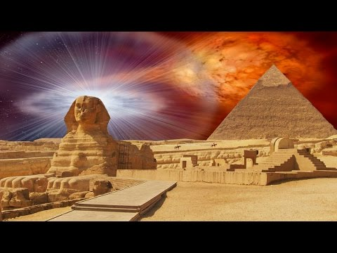 Secrets of Egypt & Hidden Pyramid Symbols Revealed by John Anthony West (1/2)