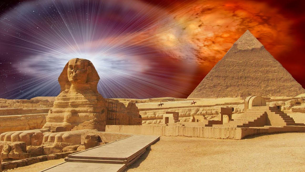 pyramids of egypt secrets