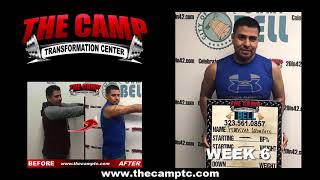 Bell Weight Loss Fitness 6 Week Challenge Results - Francisco Caballero