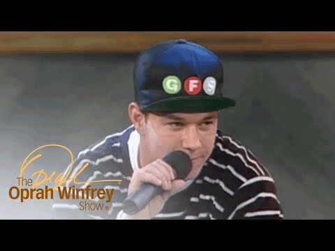 When Mark Wahlberg Was Marky Mark  The Oprah Winfrey Show  Oprah Winfrey Network