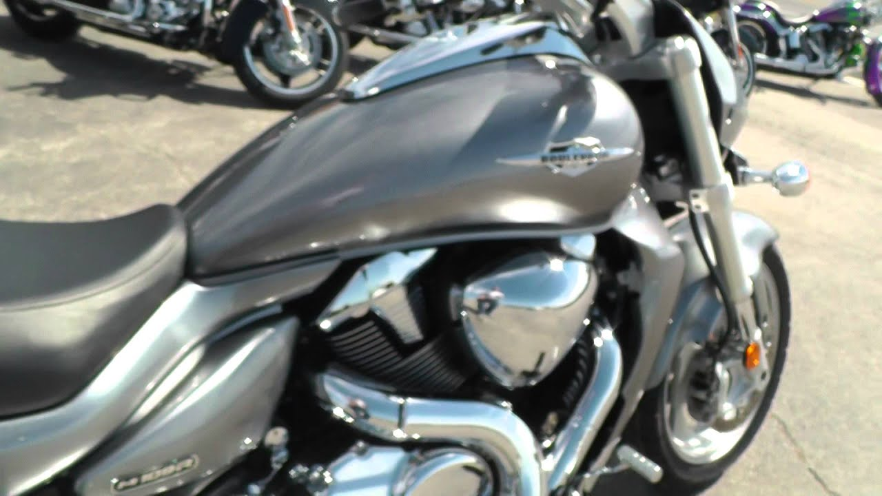102925 - 2008 suzuki boulevard m109r - used motorcycle for sale
