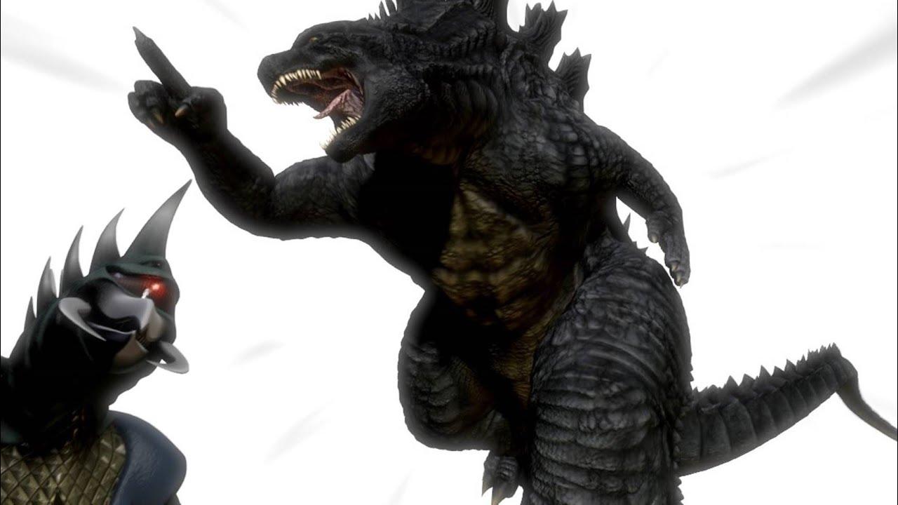 Godzilla Goofs Up (Fan Animation)