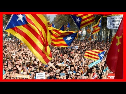 US Newspapers - Catalonia declares independence from spain, direct madrid rule looms