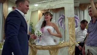 Жених спел песню невесте на свадьбе!